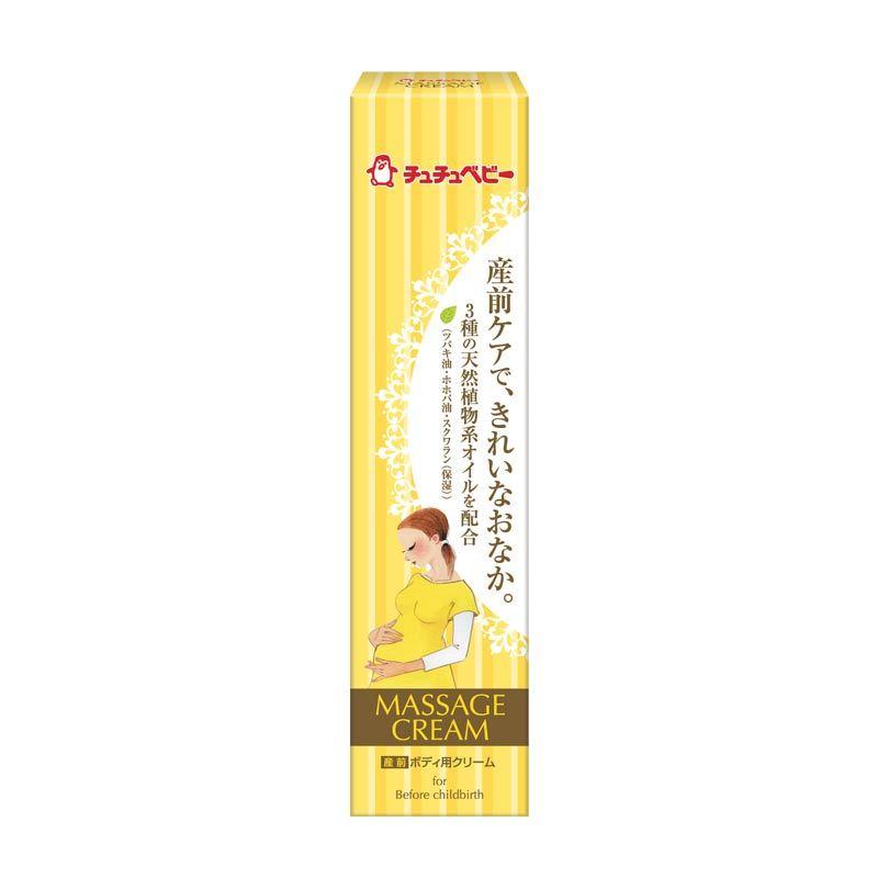 Chuchu Softmam Massage Cream R Anti-Stretch Mark