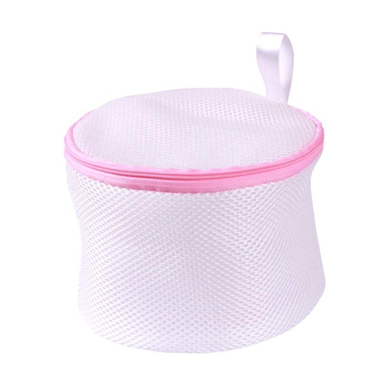 Akuniku Double Bra White Laundry Bag