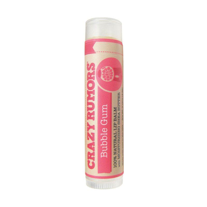 Crazy Rumors Organic Lip Balms Bubble Gum