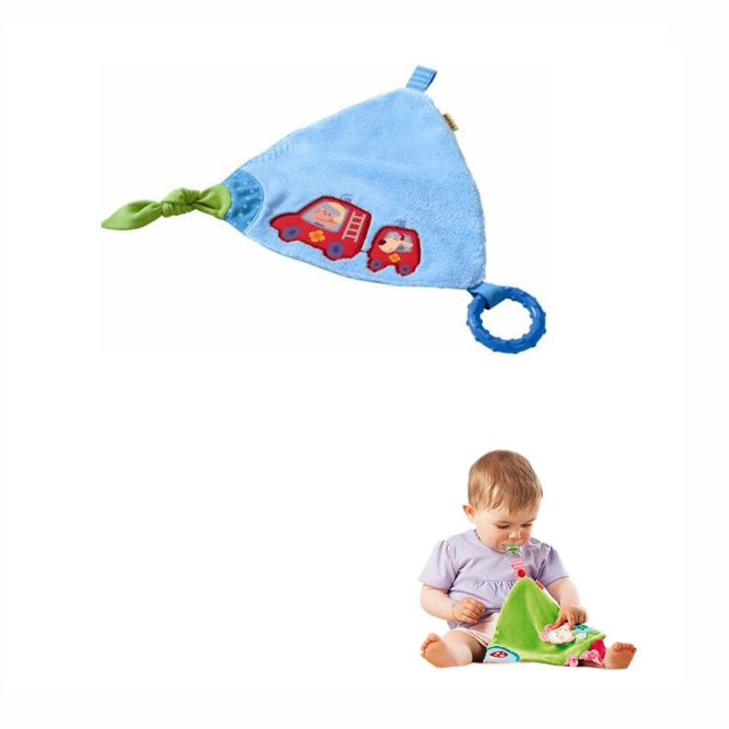 Haba Pacifier and Teether Holder Tatu Tata Blue