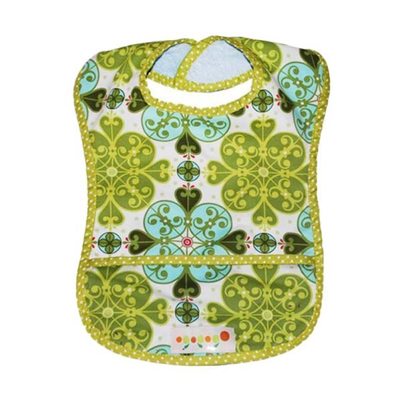 Ogopogo Dressy Droller Pocket Bib Green Gothic