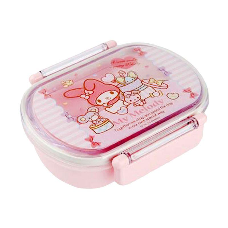 Sanrio My Melody Pink Kotak Makan