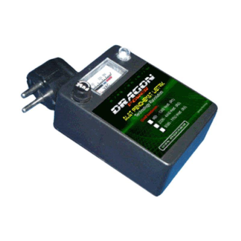 Rekomendasi Seller - Dragon Power Alat Penghemat Listrik Type R1 Hitam [450-1300 Watt]