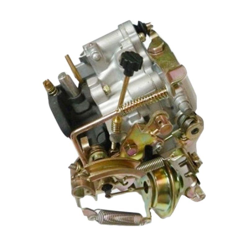 Sport Shot Carburator New Silver/Gold for Mitsubishi L300