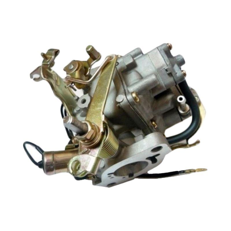 Sport Shot Carburator Silver/Gold for Suzuki ST100 4 Speed