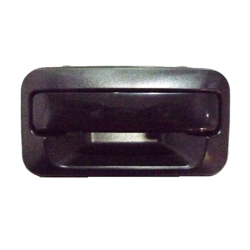 Sport Shot Black Outer Door Handle for Mitsubishi Kuda [Right Side]