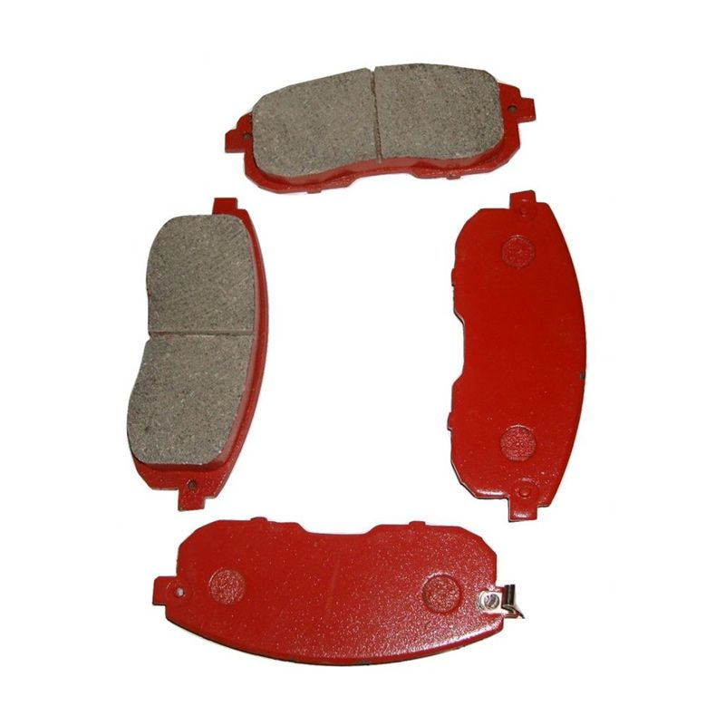 Sport Shot Brake Pad for Suzuki SX4 Rear