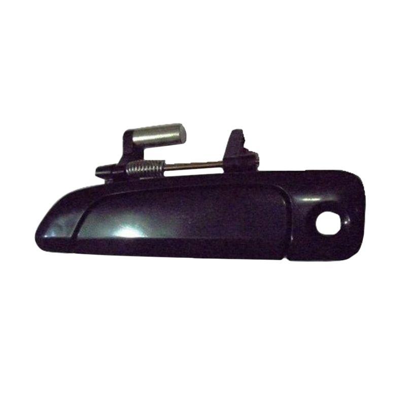 Sport Shot Outer Door Handle Black for Honda Jazz [Left Hand]
