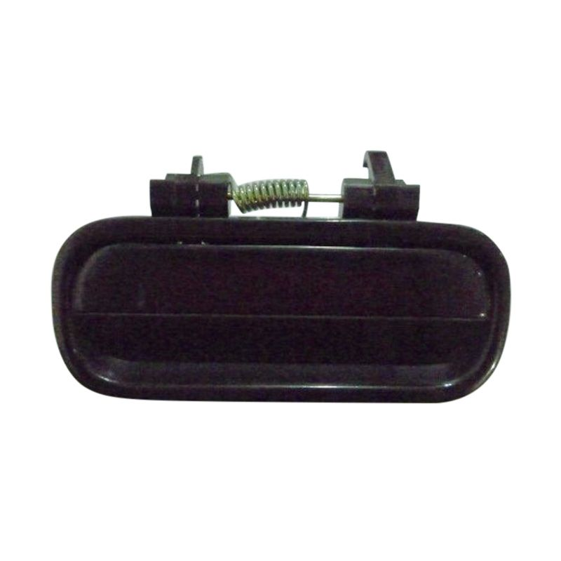 Sport Shot Outer Door Handle Black for Isuzu Panther [Left Hand]
