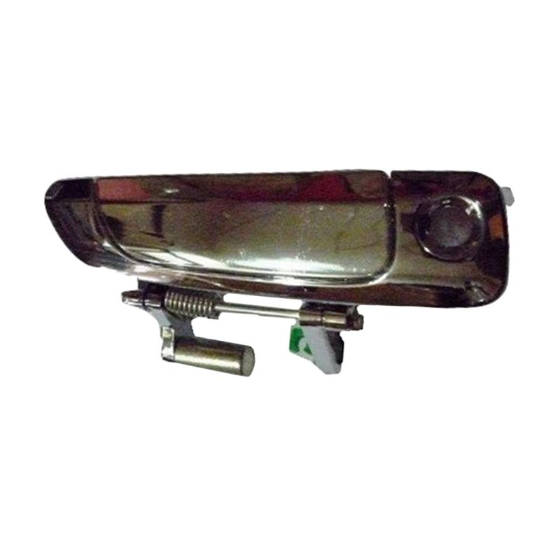 Sport Shot Outer Door Handle Chrome for Honda Jazz [Left Hand]