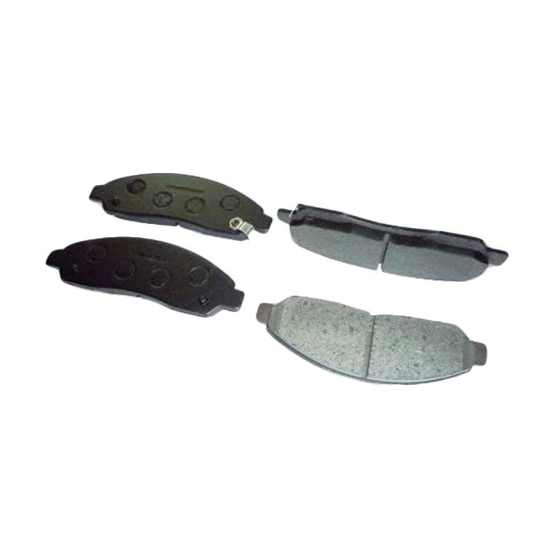 Sport Shot Red or Black Brake Pad for Daihatsu Grand Max [Non Asbestos]