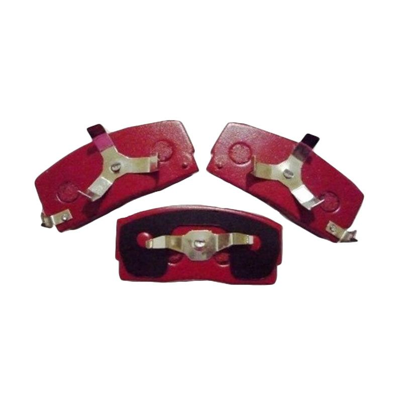 Sport Shot Red or Black Brake Pad for Daihatsu S89