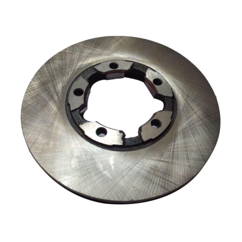 Sport Shot Silver Disc Brake Rotor for Mitsubishi Kuda