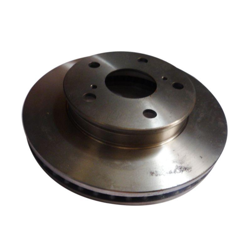 Sport Shot Silver Disc Brake Rotor for Toyota Innova
