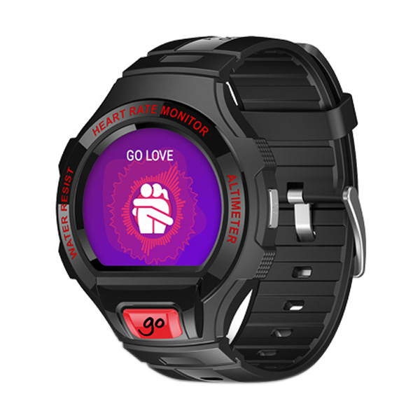 Alcatel OneTouch Go Watch Smartwatch - Black