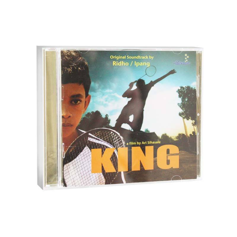 Alenia Pictures King CD Audio