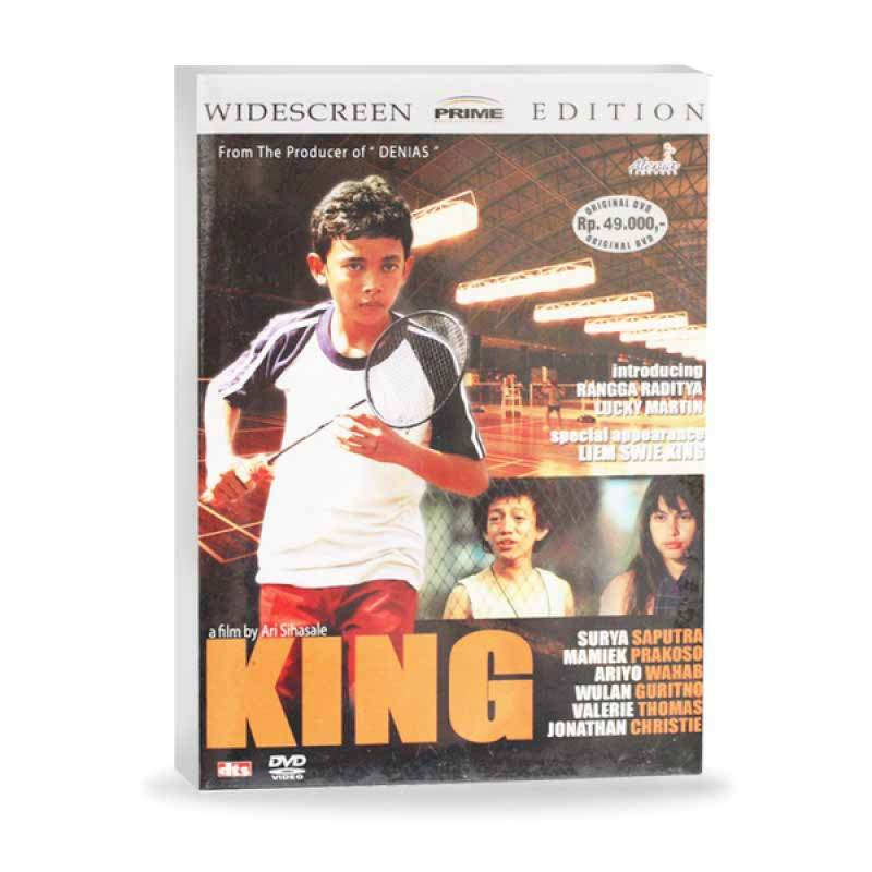 Alenia Pictures King DVD Film