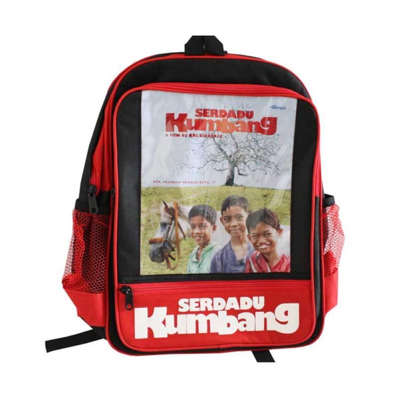 Alenia Pictures Serdadu Kumbang Backpack School