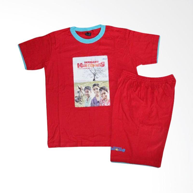 Alenia Pictures Serdadu Kumbang Kids T-shirt - Red