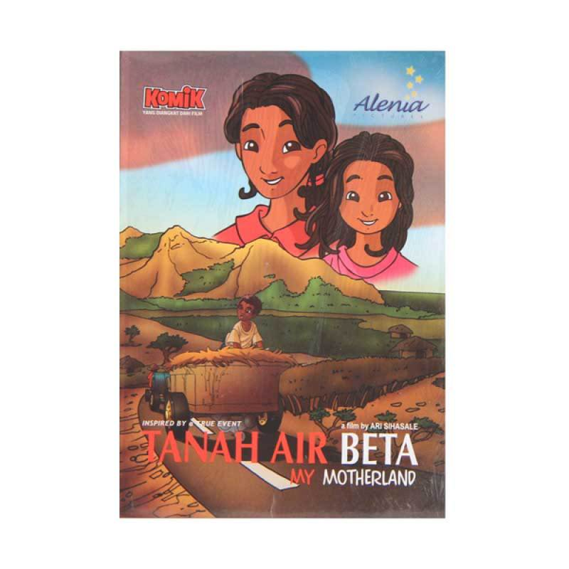 Alenia Pictures Tanah Air Beta/My Motherland (comic version)