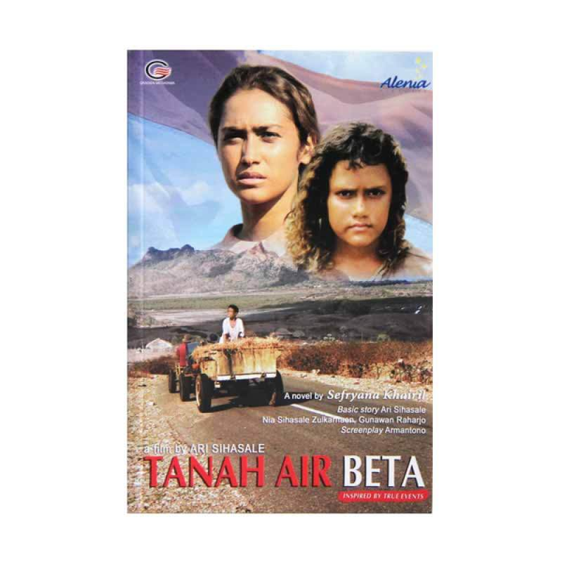 Alenia Pictures Tanah Air Beta Novel Series