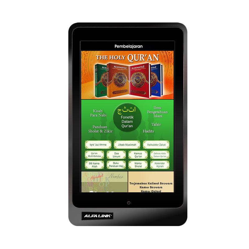 Alfalink QT-70 Language Learning & Qur'an Tablet