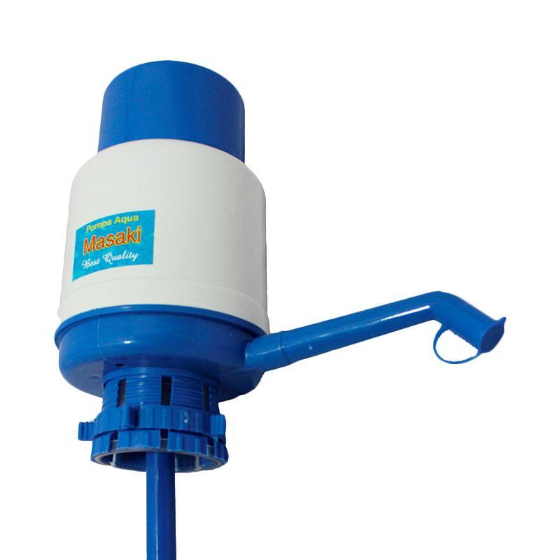 Masaki MPA-001 Pompa Air Galon Manual Biru