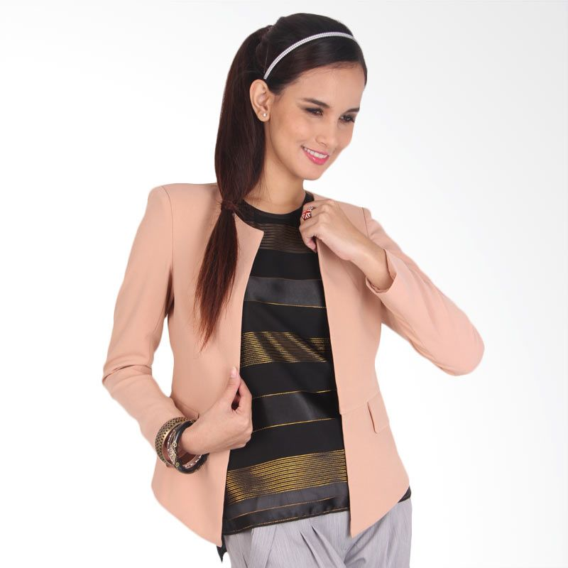 All You Need Shop 04030 Rouge Pink Blazer