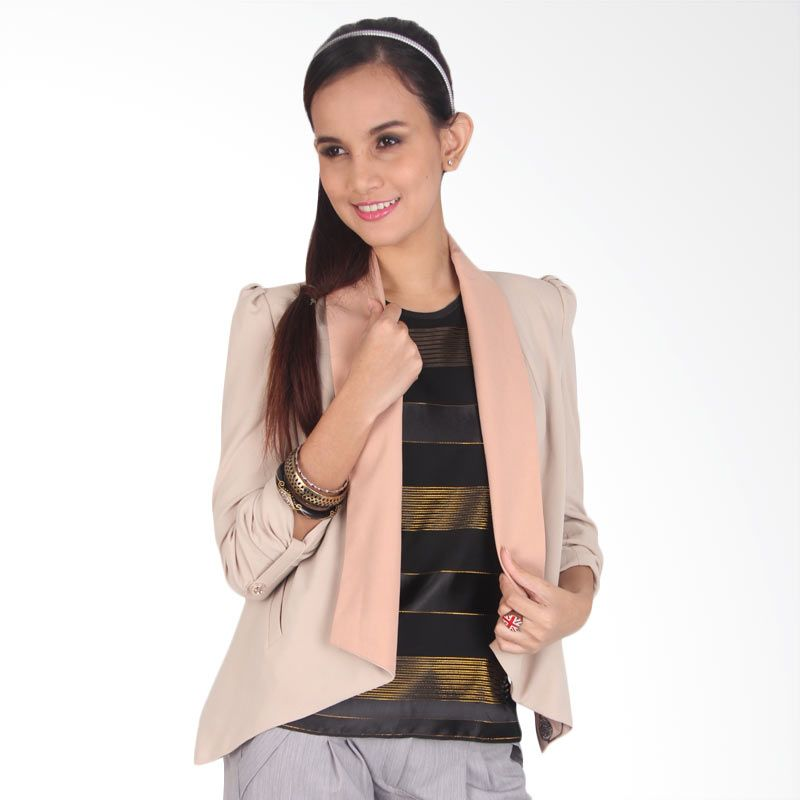 All You Need Shop 04032 Bare Pink Collar Outers