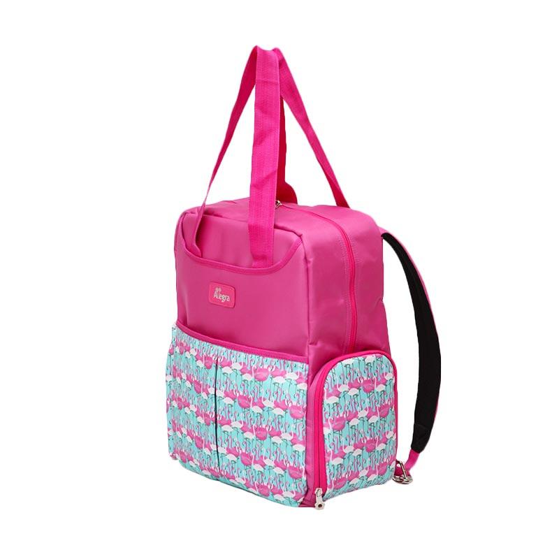jual allegra alma cooler diaper backpack online harga kualitas terjamin. Black Bedroom Furniture Sets. Home Design Ideas