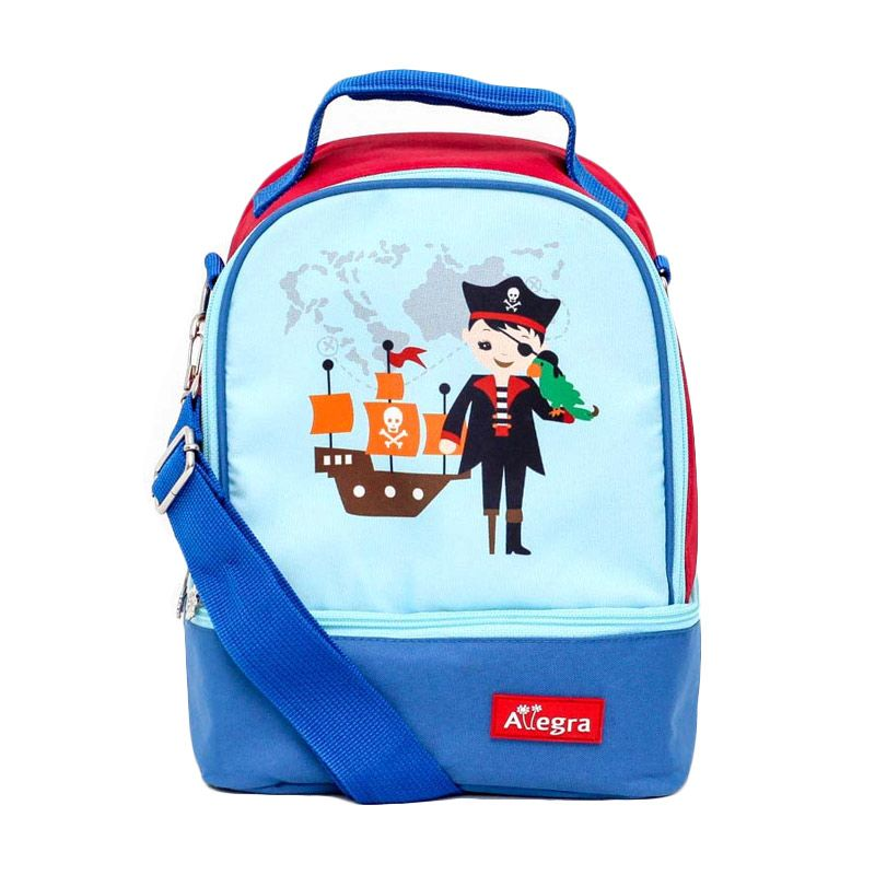 Allegra Jack Double Decker Lunch Bag
