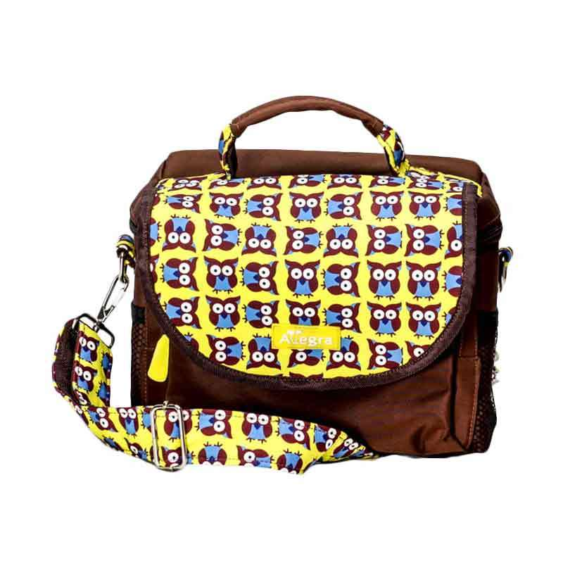 Allegra Louise Yellow Cooler Bag