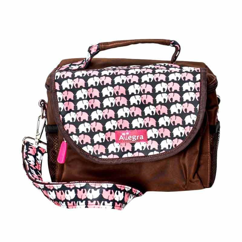 Allegra Luna Pink Cooler Bag