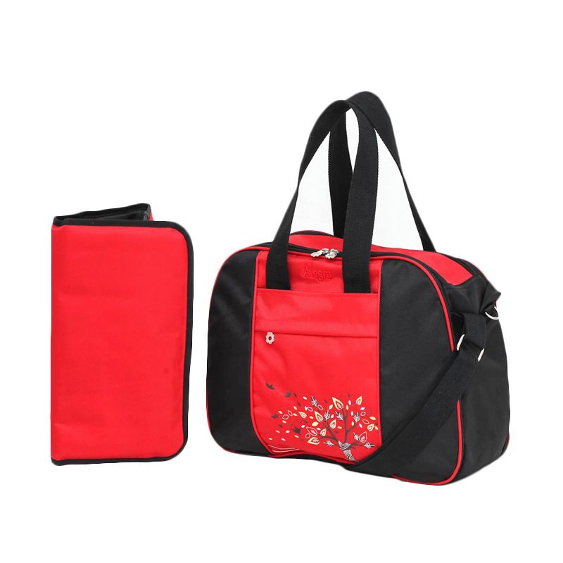 Allegra Traveller Maple Red Tas Bayi