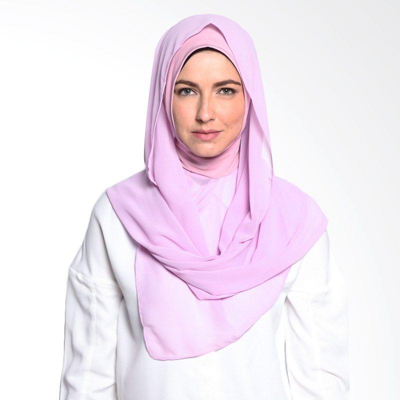 ALLS SCARF Freya Shawl B 008 01 Plum Dusty Pink Hijab