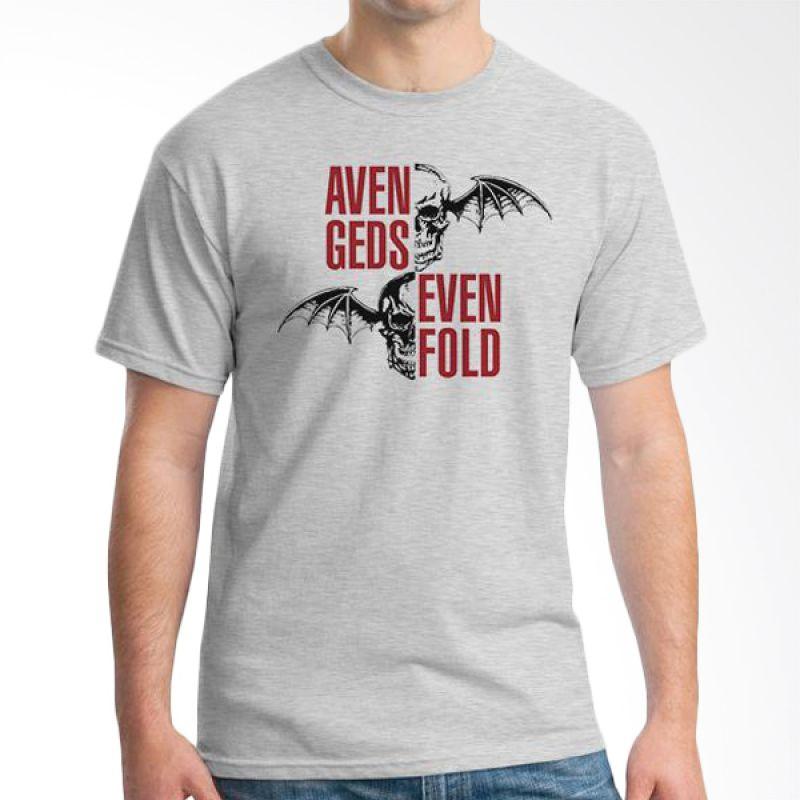 Ordinal Avenged Sevenfold 03 Abu-abu Kaos Pria