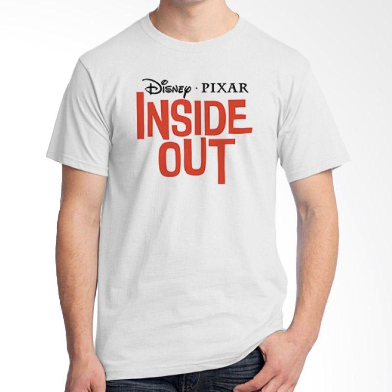 Ordinal Inside Out 16 Putih T-Shirt Pria