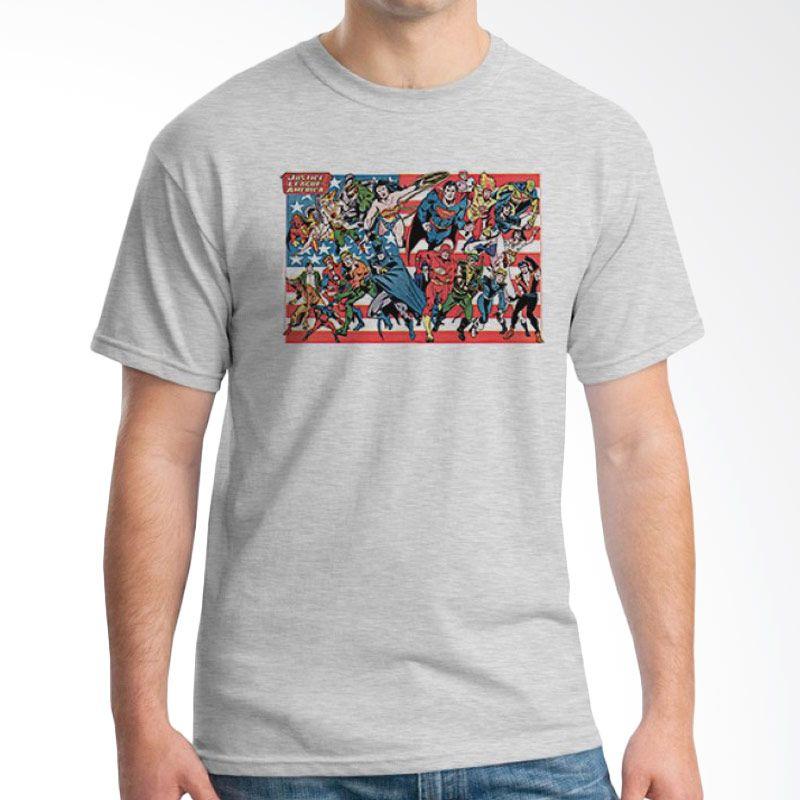 Ordinal Justice League Edition 05 Grey Kaos Pria