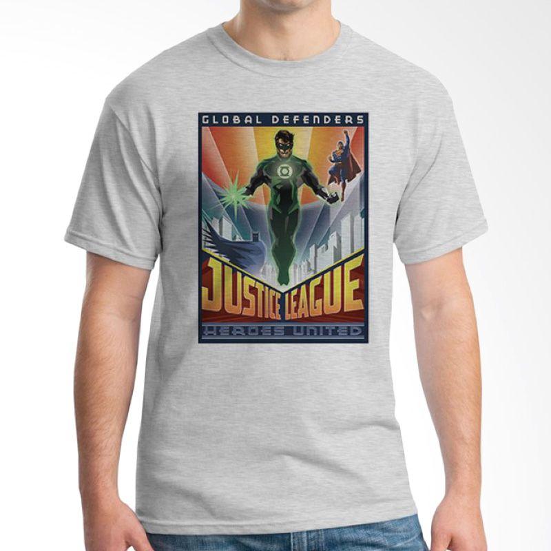 Ordinal Justice League Edition 10 Grey Kaos Pria