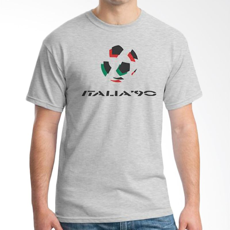 Ordinal World Cup Classic Edition 09 Grey Kaos Pria