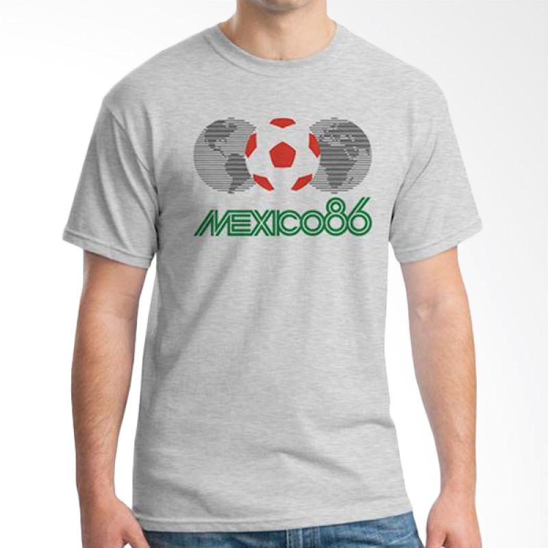 Ordinal World Cup Classic Edition 11 Grey Kaos Pria