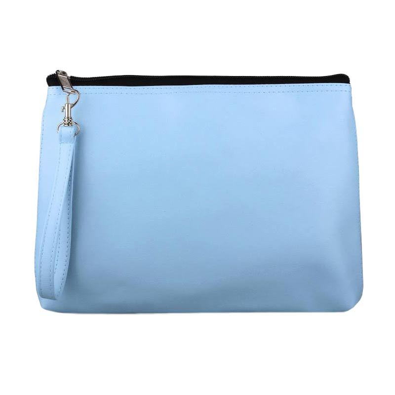 Quinta Cubicle Blue Dompet Wanita