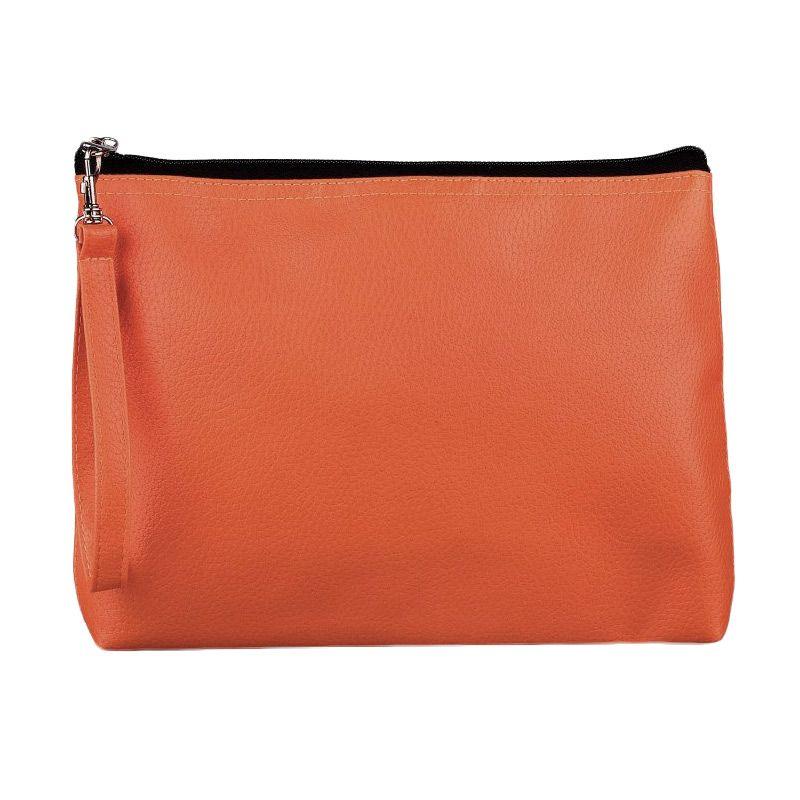 Quinta Cubicle Orange Dompet Wanita