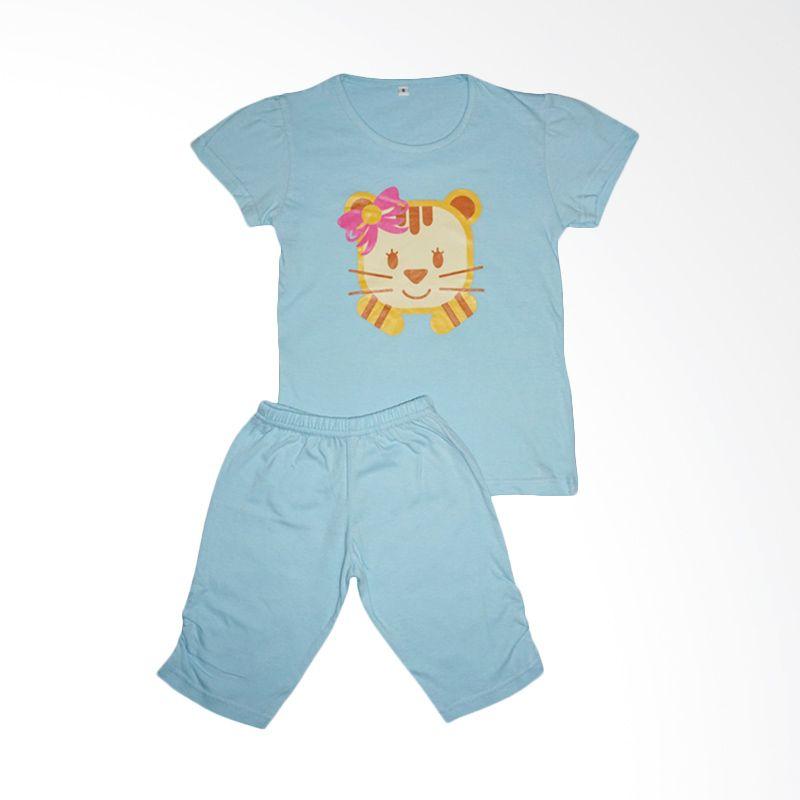 Amaris STL 009 Soft Blue Setelan Anak