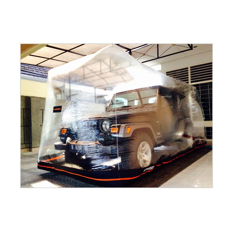 Amazon Protection Car Bubble SUV Extra Small Pelindung Mobil