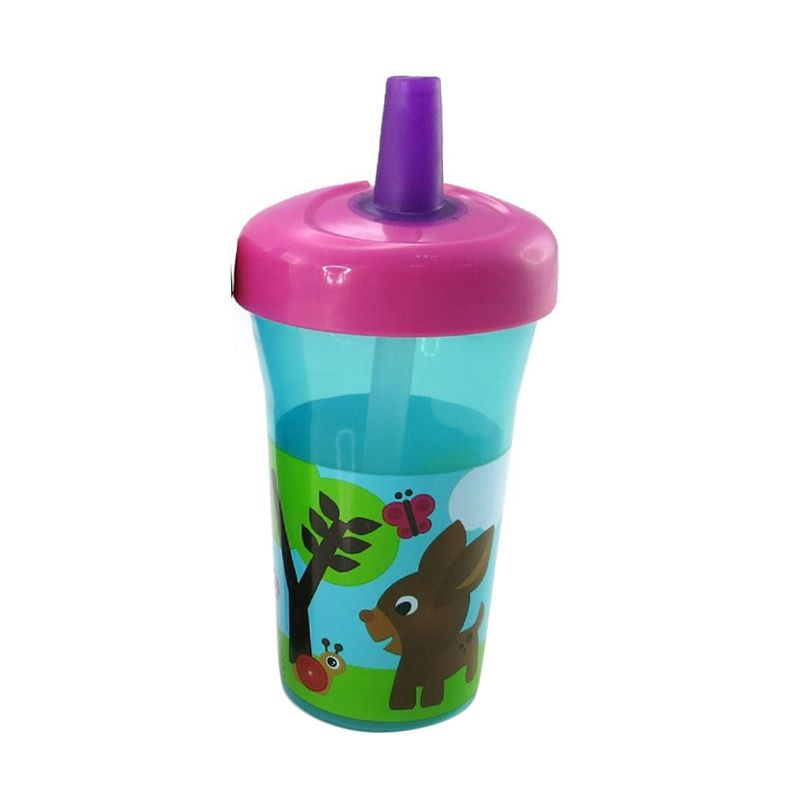 The First Years Straw Cup Y6174 Animal Gelas Bayi [270 mL]