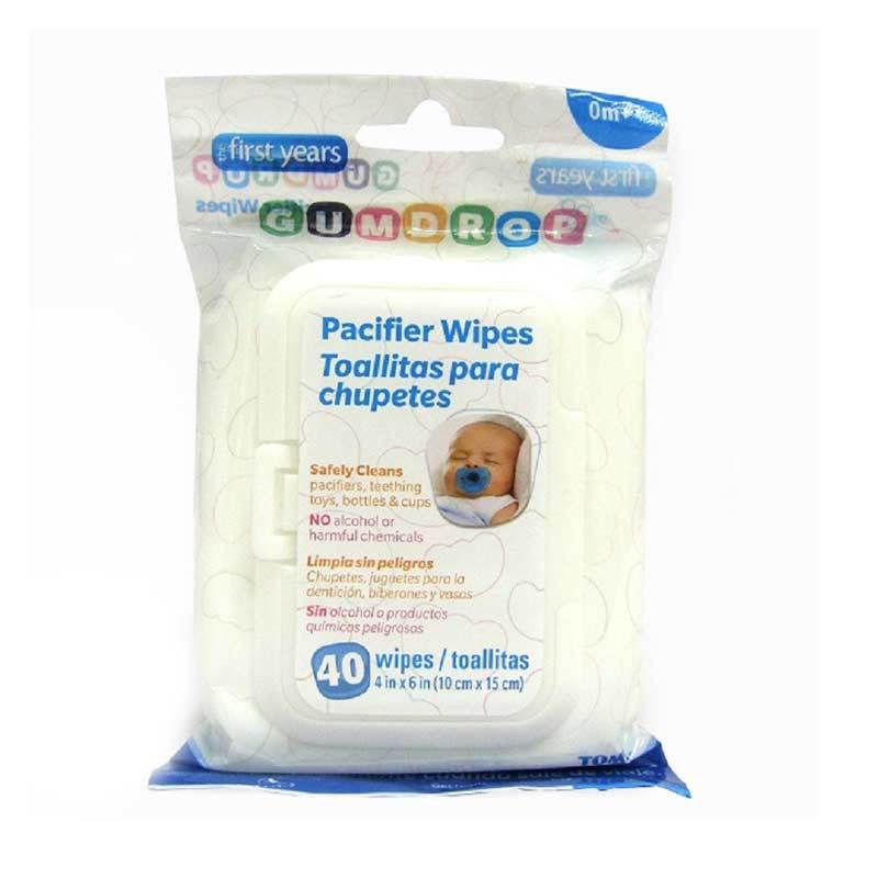 The First Years Y4604 Pacifier Dot Tissue