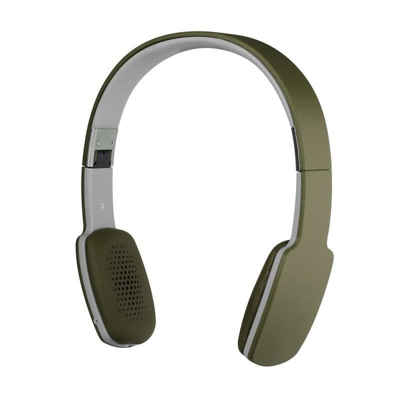Jual Unplug Pulp 4.0 Green Wireless Headphone Online - Harga & Kualitas Terjamin