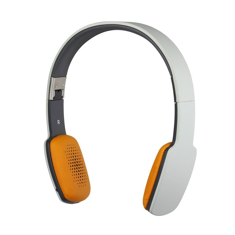 Unplug Pulp 4.0 Light Grey Wireless  Headphone
