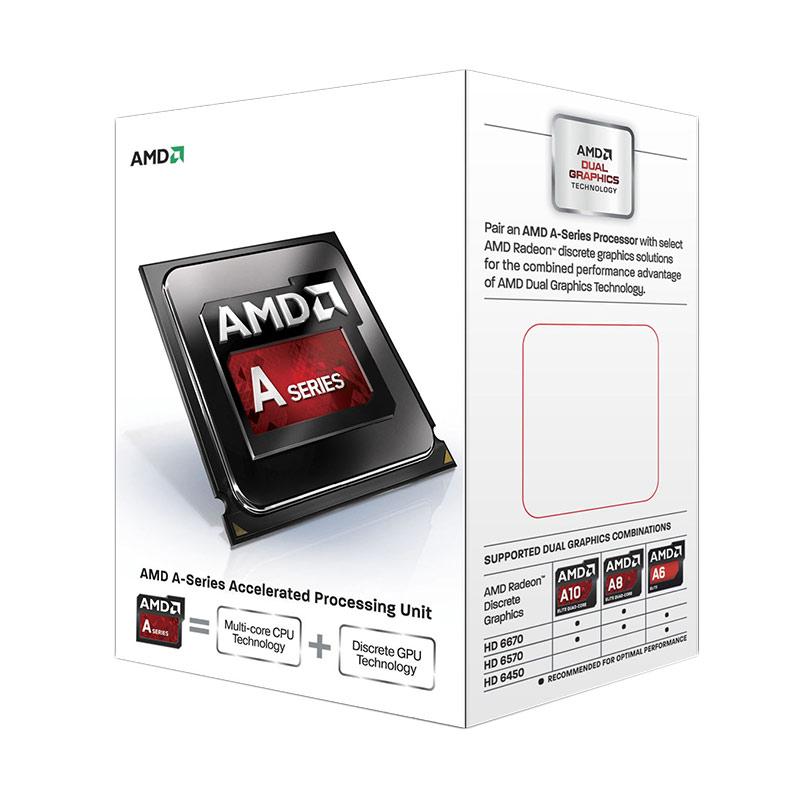 harga AMD Kaveri A8-7600 Prosesor Socket FM2+ Blibli.com